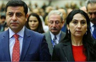 Selahattin Demirtaş ve Figen Yüksekdağ'ın tutukluluğuna devam kararı