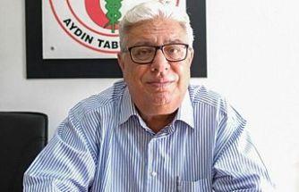 Aydın Tabip Odası Başkanı Ülkü koronadan vefat etti
