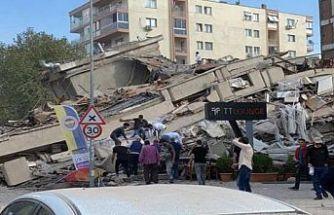 İçişleri Bakanı Soylu: 6 bina yıkıldı