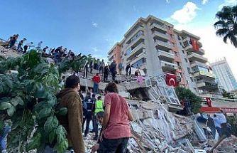 İzmir için artçı deprem uyarısı