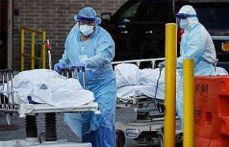 Korona virüsü salgını: Türkiye'de 74 kişi daha öldü