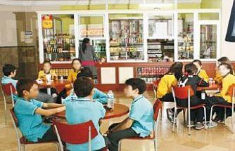 Okul kantinlerinin açılmasına karar verildi