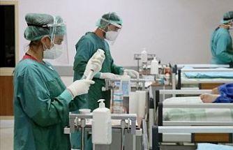 Sağlık çalışanlarının istifaları kabul edilmeyecek