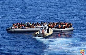 Senegal açıklarında batan gemide en az 140 göçmen öldü
