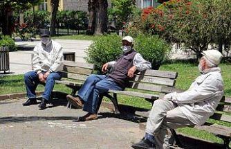 Ankara'da 65 yaşa sokağa çıkma kısıtlaması