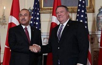 Bloomberg: Pompeo Çavuşoğlu'na 'Görüşmek istiyorsan İstanbul'a gel' dedi