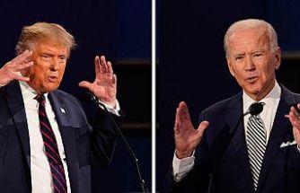Donald Trump ilk kez 'Biden kazandı' dedi