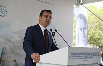 Ekrem İmamoğlu: Dün İstanbul'daki vefat sayısı 186; susayım mı, yutkunayım mı?