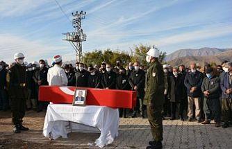 Kıbrıs Gazisi Mehmet Türkoğlu Askeri Törenle Toprağa Verildi