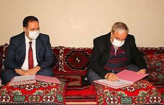 Küçük yaşta evliliğe karşı aşiret liderleriyle protokol imzalandı