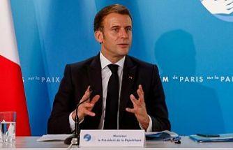 Macron: Türkiye ile Rusya, Fransa karşıtlığını körüklüyor