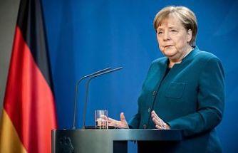 Merkel: Türkiye'ye yaptırım ihtimali AB zirvesinde görüşülecek