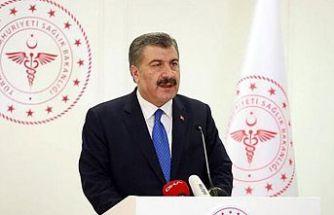 Sağlık Bakanı Fahrettin Koca son tabloyu açıkladı!