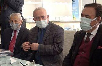 Hakkari Üniversitesi Rektörü Pakiş Yüksekova Yüksekokulunu ziyaret etti