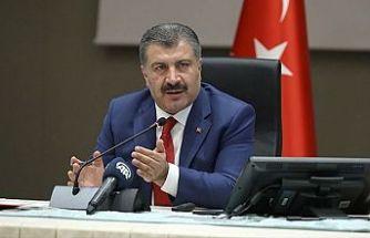 İlk aşıyı 11 Aralık'ta Sağlık Bakanı Fahrettin Koca olacak