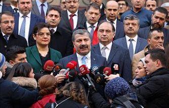 Bakan Fahrettin Koca: Vaka sayıları hâlâ tedirgin edici seviyede