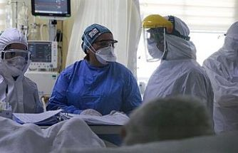 Covid-19 salgını: Türkiye'de 168 kişi daha öldü