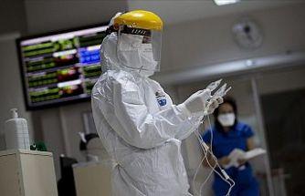 Covid-19 salgını: Türkiye'de 6 bin 289 yeni vaka tespit edildi