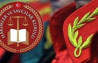 Dokuz hakim ve savcı 'FETÖ bağlantısı' gerekçesiyle meslekten atıldı