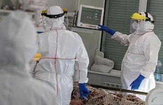 Korona virüsü salgını: 5 bin 967 yeni vaka tespit edildi