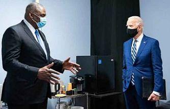 Senato onayladı: ABD'nin ilk siyah Savunma Bakanı Austin görevine başladı