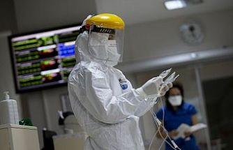 Türkiye'de 8 bin 314 yeni vaka tespit edildi, 169 kişi daha öldü