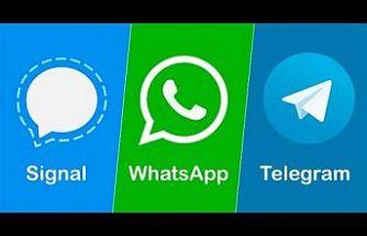 WhatsApp tepkileri büyüyor: Signal ve Telegram güç kazandı