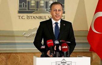 İstanbul Valisi Yerlikaya: Kademeli normalleşmeye geçiyoruz