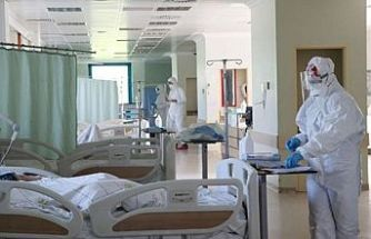 Salgında son durum: 9 bin 572 yeni vaka, 73 ölüm