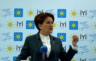 Akşener'den HDP açıklaması: Ben bu işi bırakıp gideyim