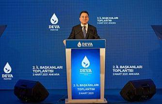 Babacan'dan 'Eylem Planı' yorumu: 'Bunlar pisliği temizleyemezler'