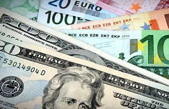 Dolar ve euroda haftanın ilk rakamları
