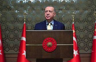 Erdoğan: Denizlere hakim olan cihana hakim olur