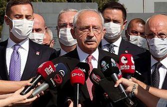 Kılıçdaroğlu: 'Selahattin Demirtaş ve Osman Kavala'nın derhal bırakılması lazım'