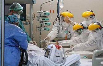 Korona virüsü salgını: Türkiye'de 65 kişi daha vefat etti