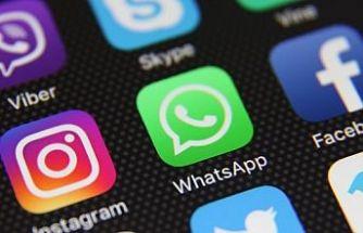 WhatsApp ve Instagram'daki erişim sorunu sona erdi