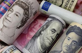Dolar ve euro fiyatları yukarı yönlü