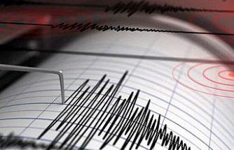Muğla'da 4.8 büyüklüğünde deprem