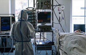 Korona virüsü kaynaklı can kaybı 41 bini aştı