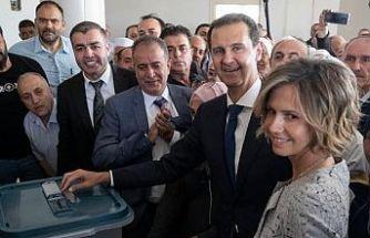 Suriye'de seçimleri yüzde 95.1 ile Beşar Esad kazandı