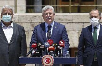 'Dördüncü Yargı Paketi' Meclis'e sunuldu