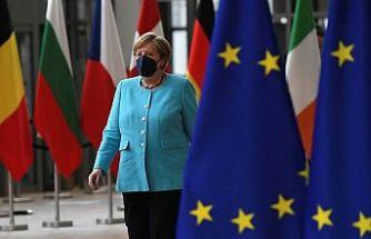 Merkel: Türkiye ile diyalog gündemini hızla hayata geçirmeliyiz