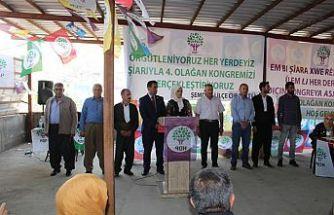 HDP Şemdinli'de 4. Olağan kongresini gerçekleştirdi