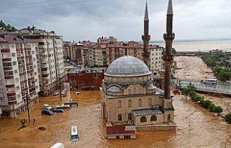 Selden etkilenen yerler 'afet bölgesi' ilan edildi