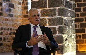 Ahmet Türk: 'CHP projelerini daha açık ve net ortaya koymalı'