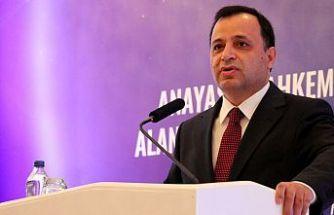AYM Başkanı: Başvuruları üreten bataklık kurutulmalı