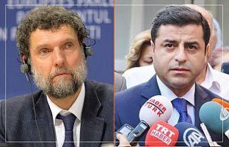 Demirtaş ve Kavala, Avrupa Konseyi Bakanlar Komitesi gündeminde