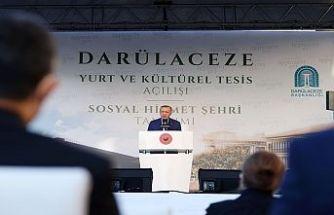 Erdoğan'dan 'Barınamıyoruz' eylemi yapan öğrencilere: Yalan söylüyorsunuz