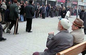 Türkiye emeklisi en fakir ülkeler arasında