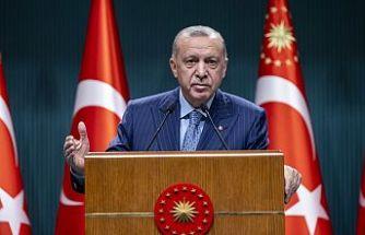 Erdoğan'dan Kabine sonrası 10 büyükelçi açıklaması: Türk yargısı kimsenin emrine girmez
